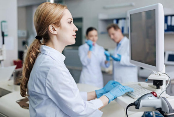 molecular lab testing software