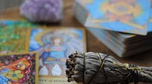 Cleansing Your Angel and Tarot Decks