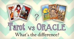 Tarot or Oracle: What's the Difference?