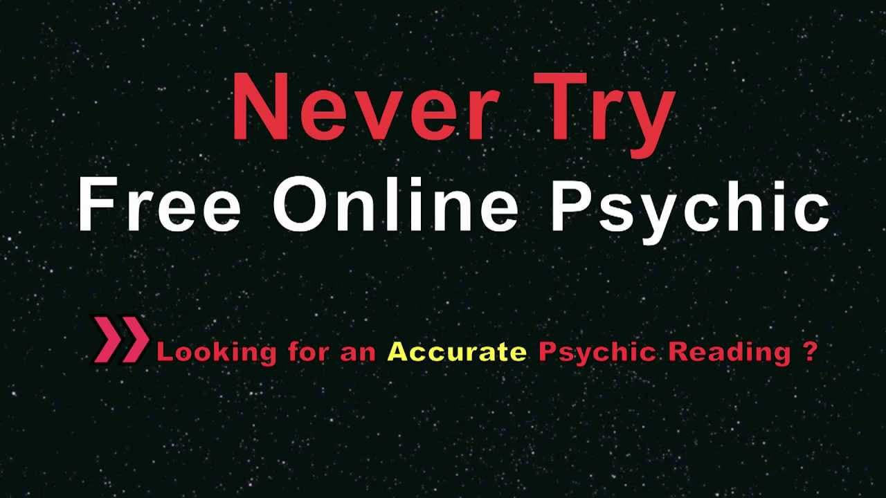Never Try Free Online Psychic Chat  free777readingcom