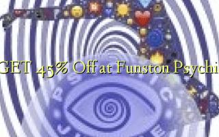GET 45% Off på Funston Psychic