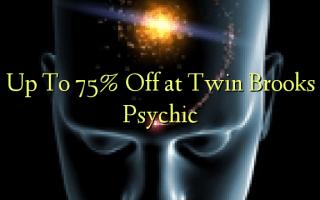 Op til 75% Off ved Twin Brooks Psychic
