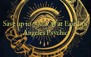 Gem op til 75% Off i East Los Angeles Psychic