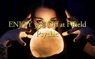 ENJOY 35% Off at Fifield Psychic
