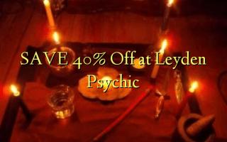 SAVE 40% Toa kwenye Leyden Psychic