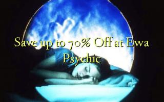 Hifadhi hadi 70% Omba kwenye Ewa Psychic