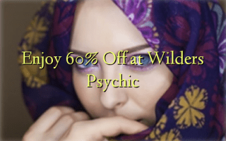 Nyd 60% Off på Wilders Psychic