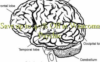 Gem op til 40% Off på Waucoma Psychic