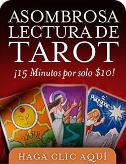15 minutter til Amazing Tarot Reading