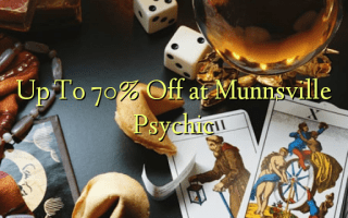 Up To 70% Off at Munnsville Psychic