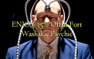 Nyd 35% Off ved Fort Washakie Psychic