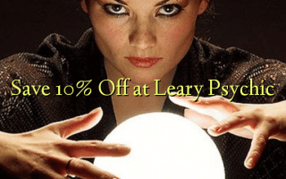 Gem 10% Off ved Leary Psychic
