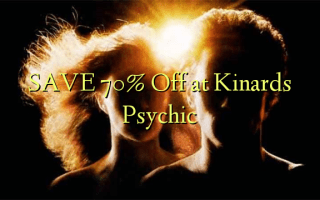Gem 70% Off ved Kinards Psychic