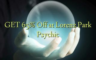 GET 65% Off at Lorenz Park Psychic