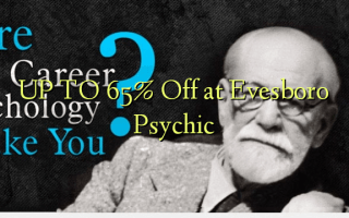UP TO 65% Off at Evesboro Psychic