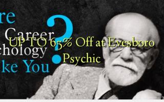 OP TIL 65% Off på Evesboro Psychic