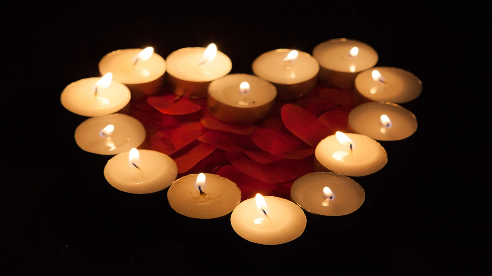 Positive Candle Colors for Love