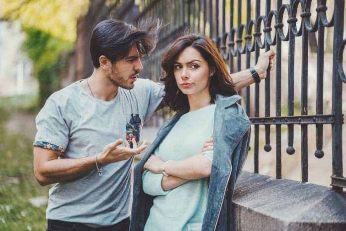 Red Flags in Your Relationship