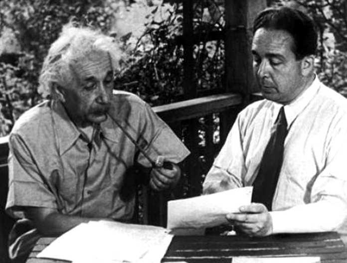 Einstein Endorses Psychic