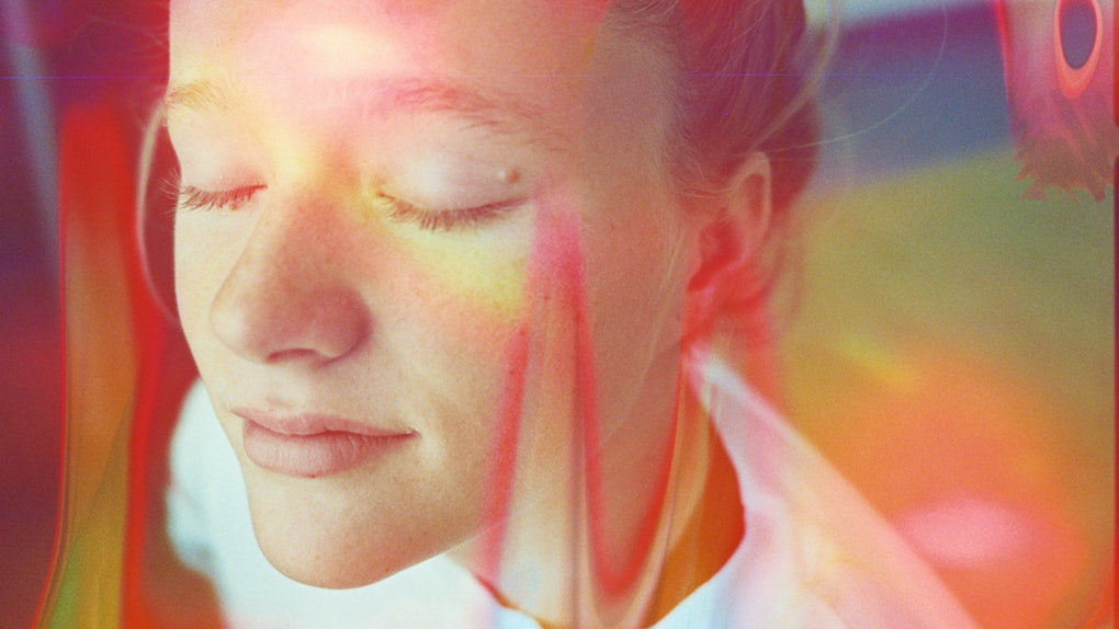A quick and easy procedure for beginners on how to see auras