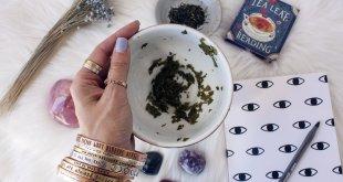 Ways of reading tea leaves