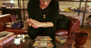 Positive Reading with a Psychic