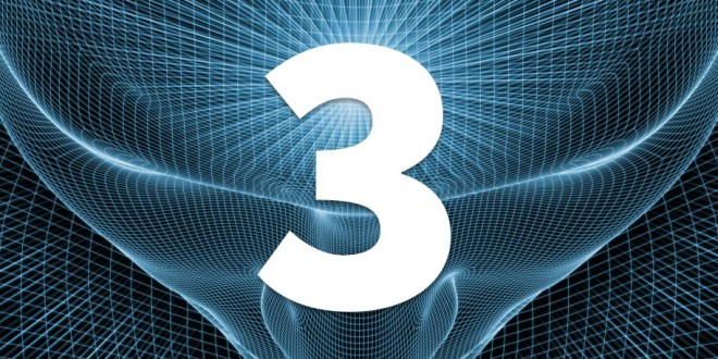 Numerological Power of 3