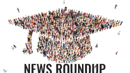 Student experience in this week's news roundup