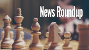 chess pieces with text news roundup