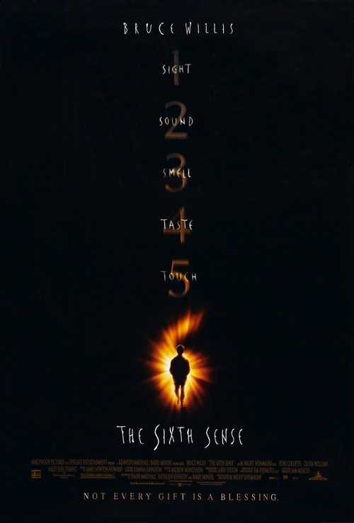 best psychological thriller sixth sense