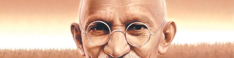 Le détachement par Mahatma Gandhi