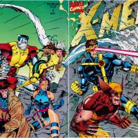 X-Men (vol. 2) #1 - Let the 90's Begin!