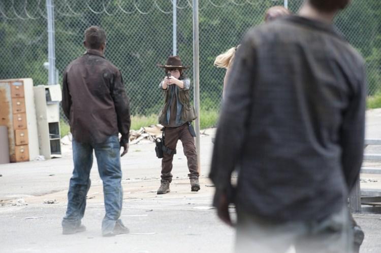 Carl Shooting
