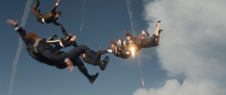 IM3 parachute