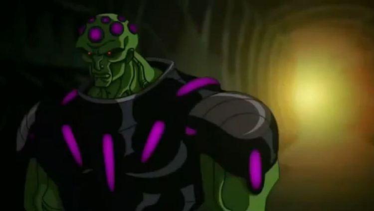 Superman Unbound Braniac