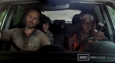 WalkingDeadDriving