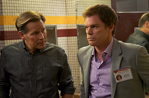 dexter finale. harry