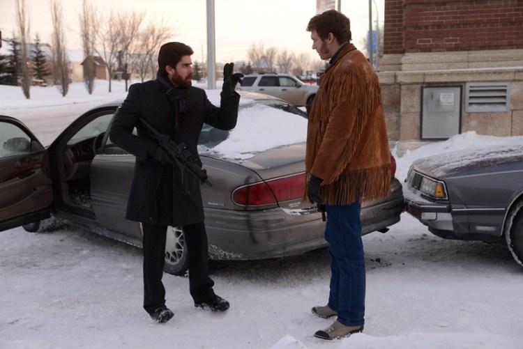 Fargo mobsters on manhunt