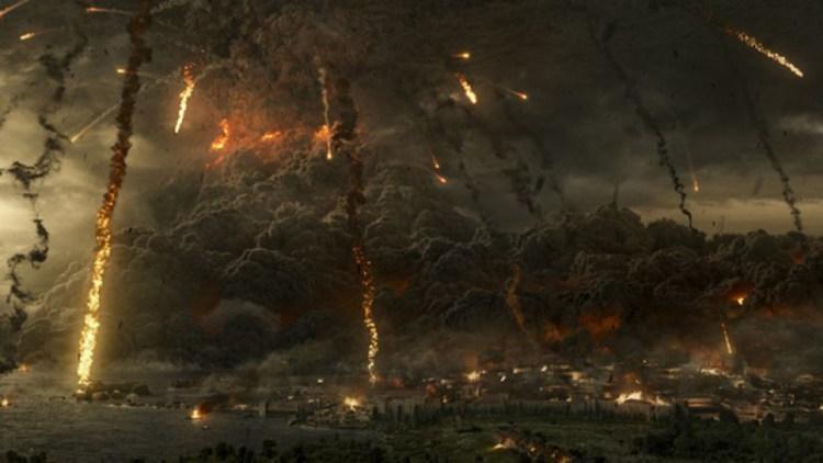 Pompeii-disaster