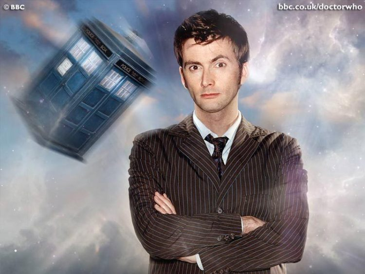 Doctor Who S2-3