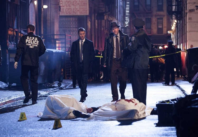 Murder of the Waynes