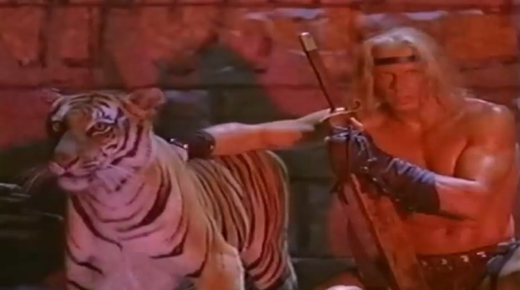 Beastmaster-2-Marc-Singer-tiger copy