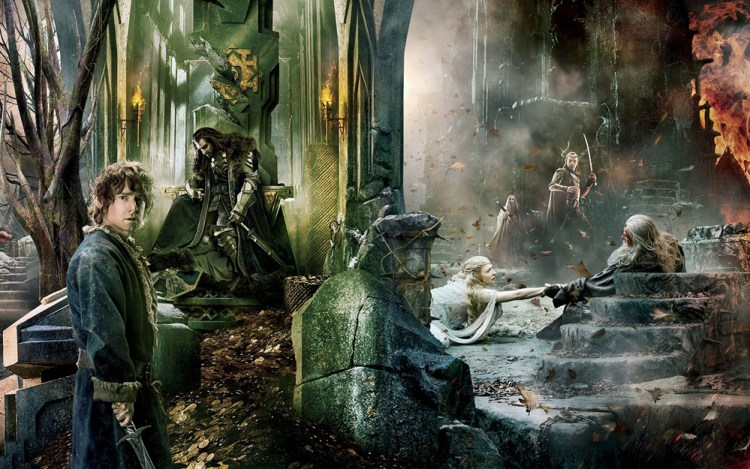 The Hobbit - Battle of Five Armies 4
