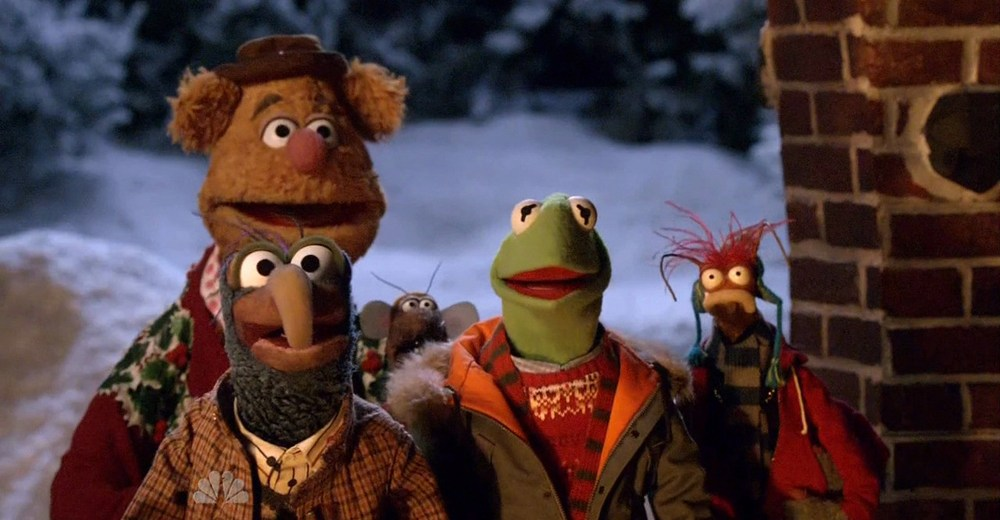 Muppets Christmas.A Muppets Christmas Letters To Santa 2008 Psycho Drive In