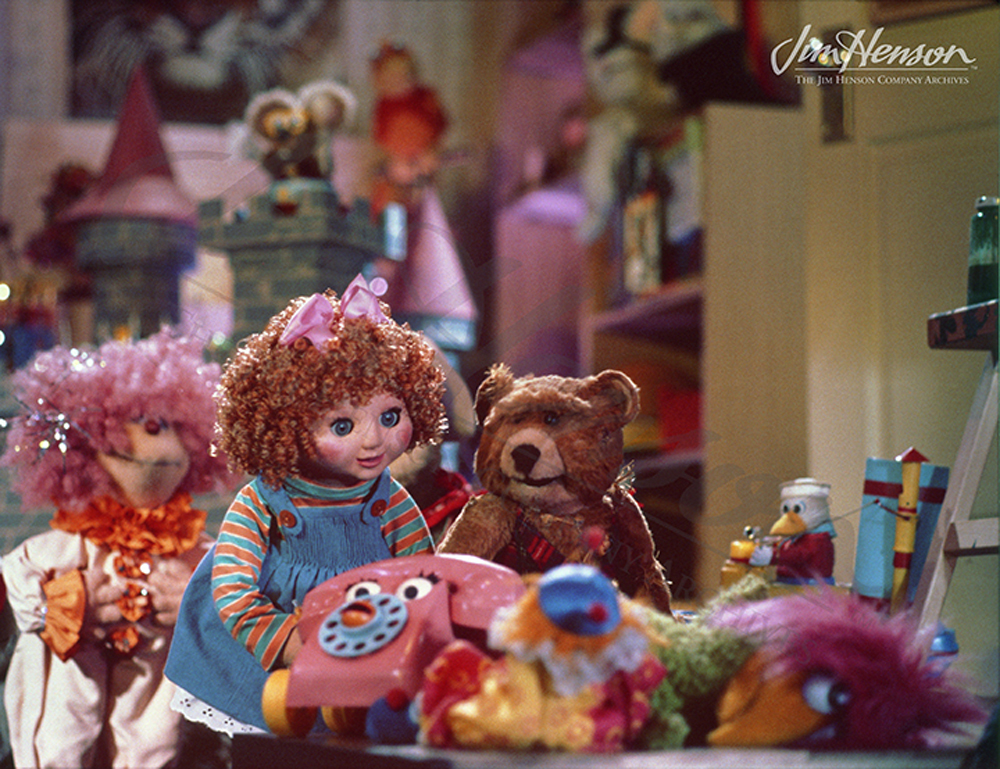 Muppets 101: The Christmas Toy (1986) - Psycho Drive-In
