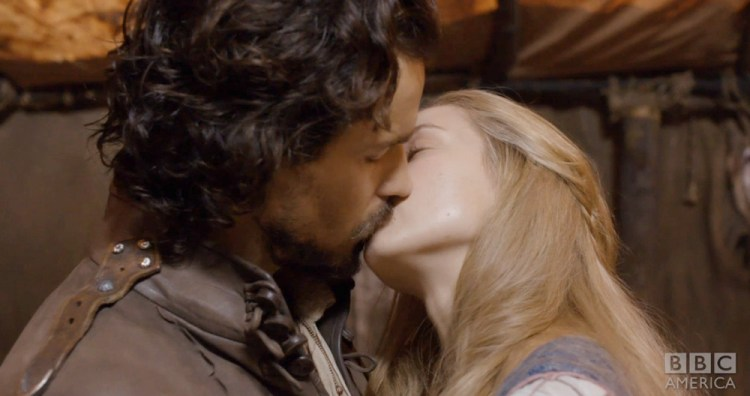 Aramis and Anne