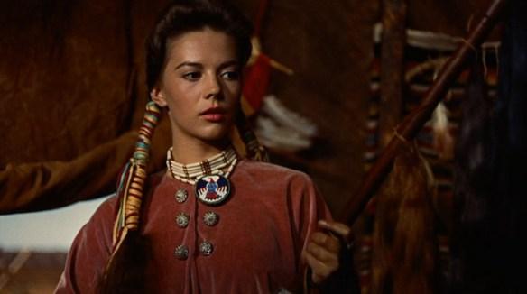 Debbie as Comanche