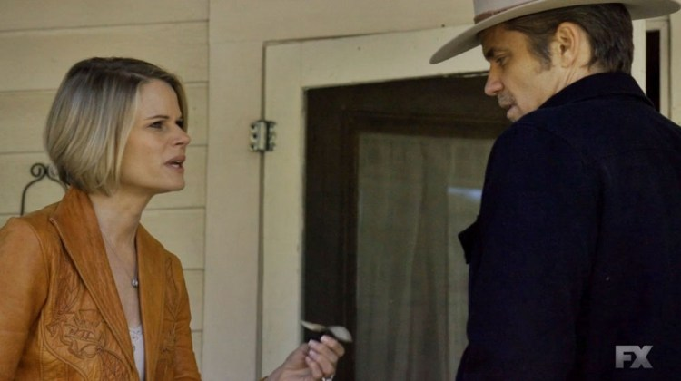 Ava and Raylan