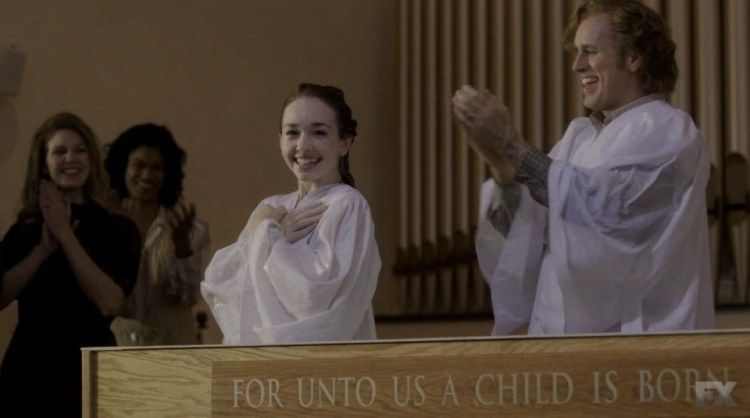 Baptism of Paige
