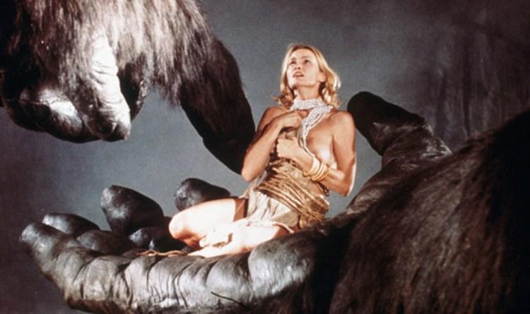Jessica Lange King Kong